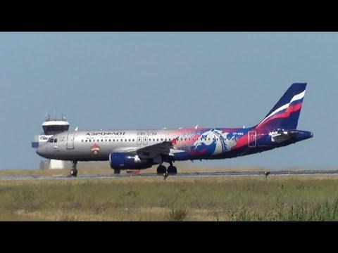 Aeroflot - Russian Airlines Airbus A320-214 VP-BWD (cn 2116) PFK CSKA Moskva colors