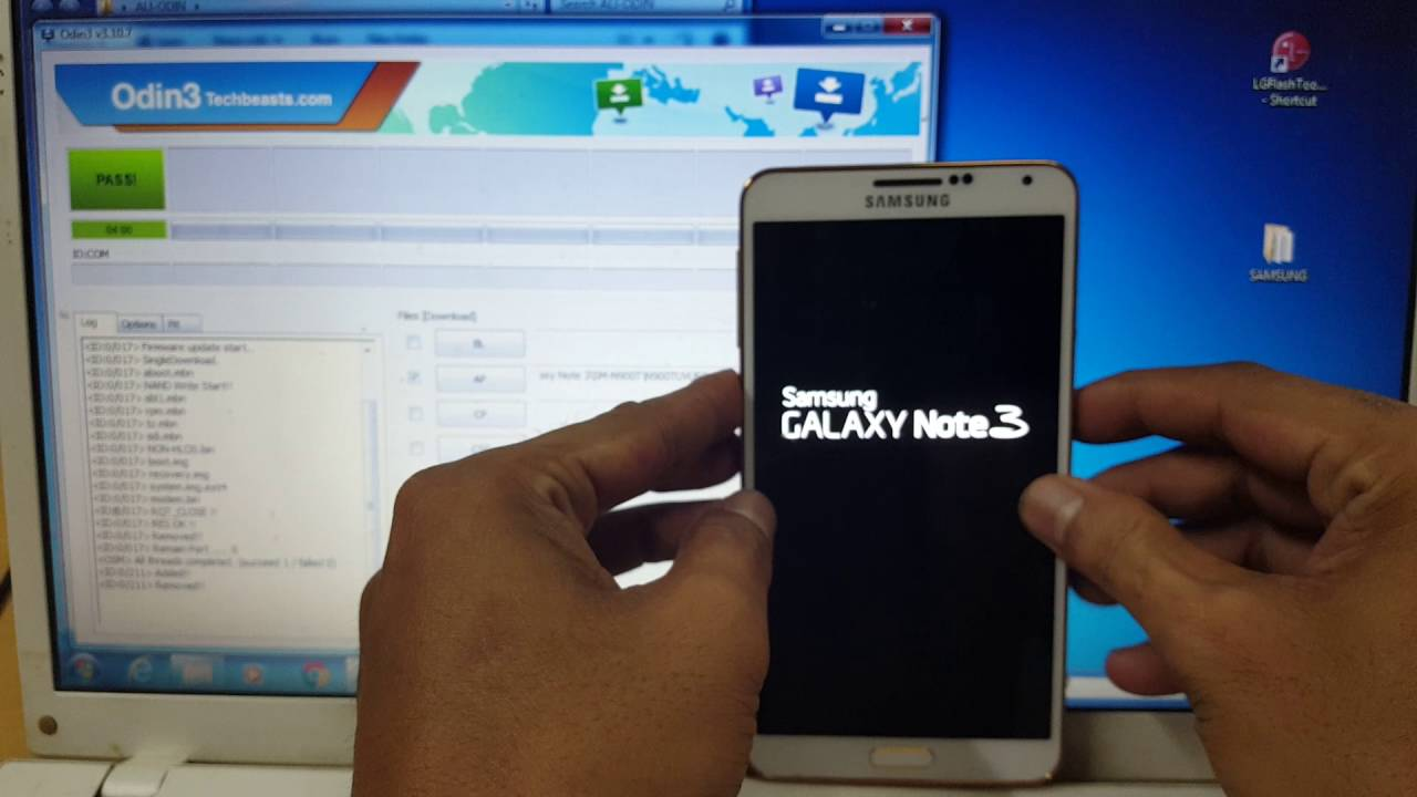 Multi-Languages for Galaxy Note 3: SM-N900T (T-Mobile) on Official Firmware  Lollipop 5 0