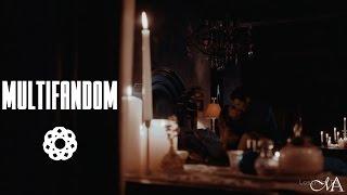 Multifandom II Музыкальная нарезка (Древние, Крик, Волчонок, Однажды в сказке)
