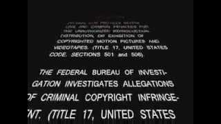 MGM/CBS Home Video & CBS Video logos with Warning (Homemade)