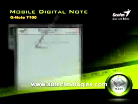 Genius G-Note 5000 Tablet New