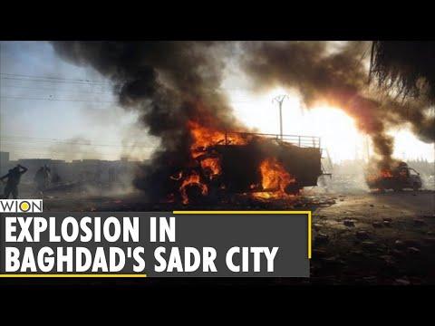 Powerful explosion rocks east Baghdad, 1 killed and 12 injured   Iraq   Latest World News   English