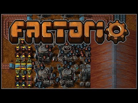 Factorio Recursion #14 - Logistics Input (0.15 | Factorissimo Mod)