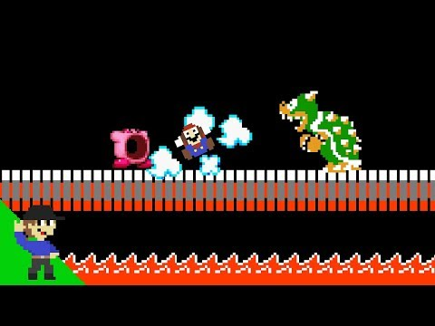 Download Youtube: Kirby would be OP in Super Mario Bros. - Level UP Shorts