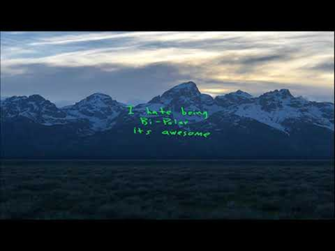 Kanye West – No Mistakes feat. Charlie Wilson & Kid Cudi [YE Album]