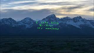 Kanye West - No Mistakes feat. Charlie Wilson & Kid Cudi [YE Album]