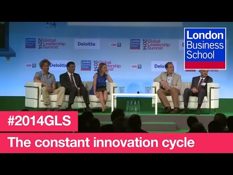 The constant innovation cycle and the challenge for business