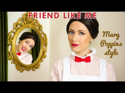 Aladdin | Friend Like Me | Mary Poppins Style (Whitney Avalon)