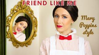 Aladdin   Friend Like Me   Mary Poppins style (Whitney Avalon) thumbnail