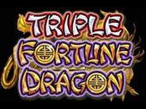 Triple dragon fortune slots aspirateur sans sac casino avis
