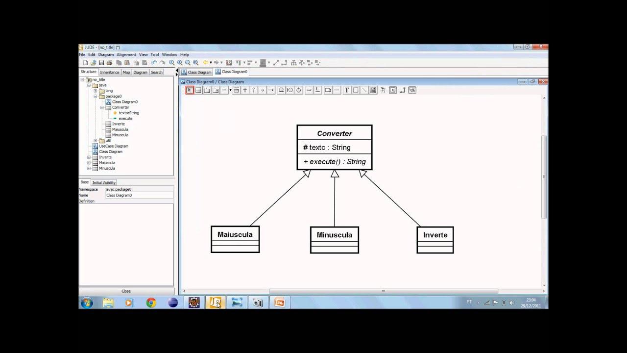 Strategy padro de projeto youtube strategy padro de projeto ccuart Image collections