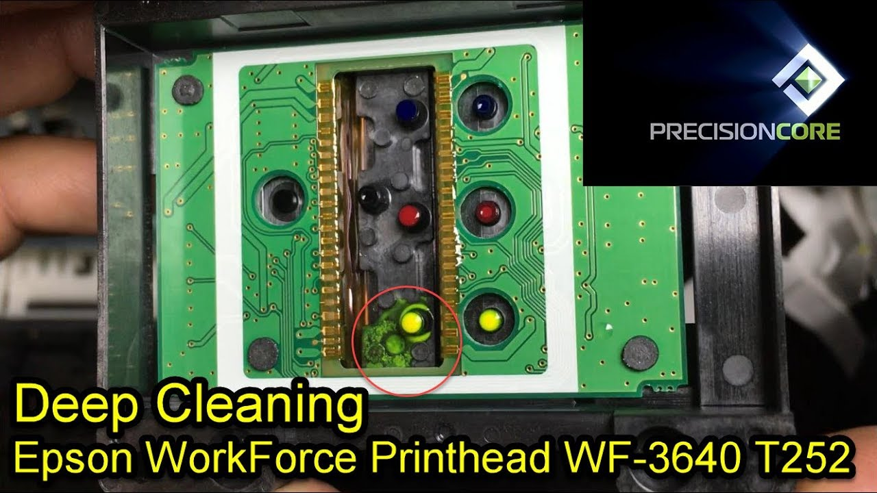 How to Fix Blocked or Clogged Epson Printhead Nozzles: Cleaning and