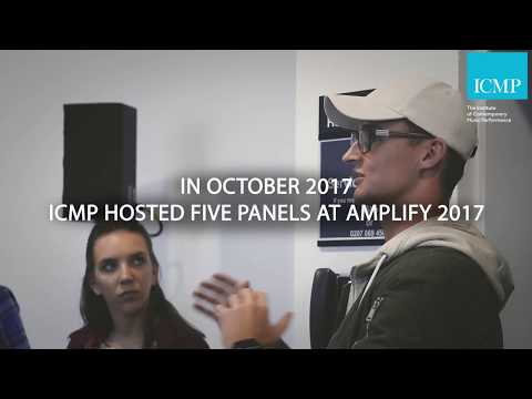 ICMP at BBC Music Introducing Amplify 2017