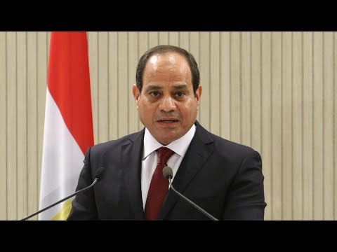 Egypt's Sisi sworn in for second term in office: state TV