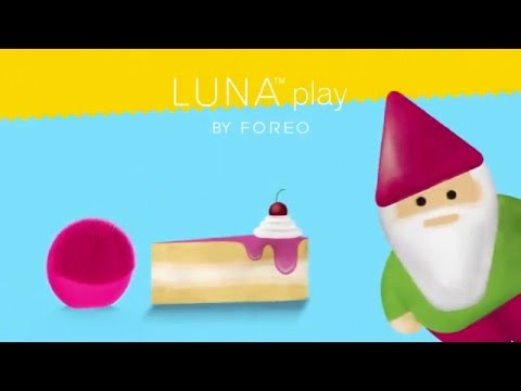 FOREO LUNA play: Have Fun with Your Cleansing Routine