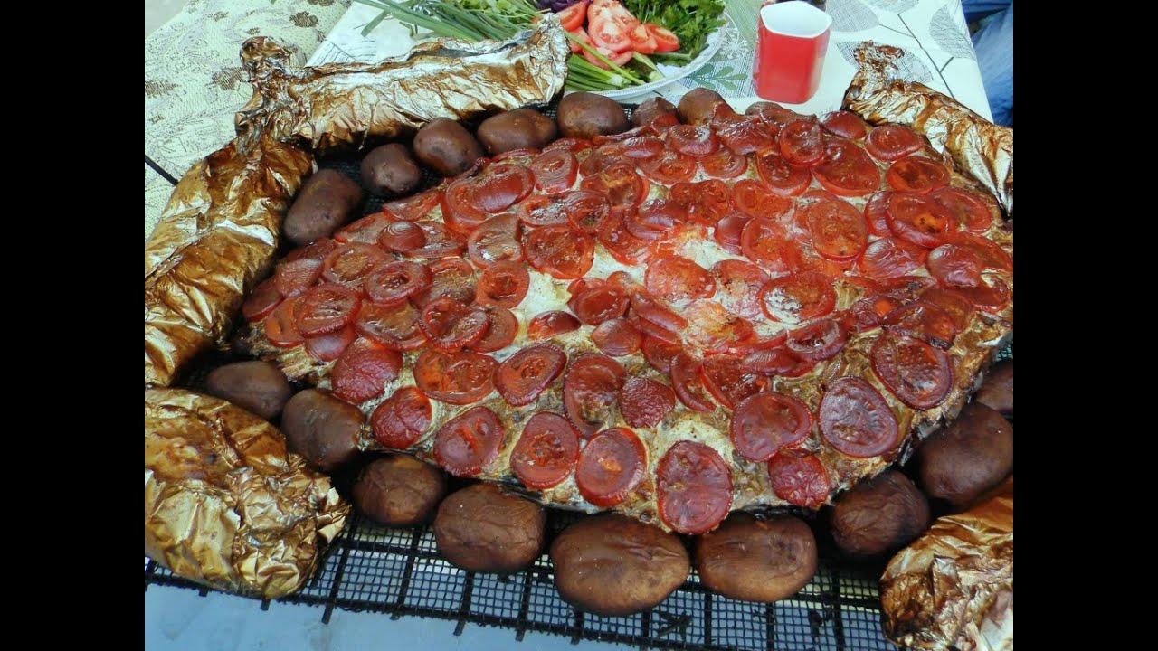 Что приготовить из сазана