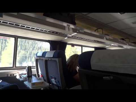 Amtrak to Moffat Tunnel