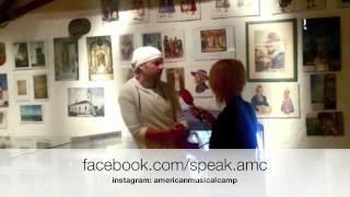 ORF Radio Kärnten besucht das American Musical Camp