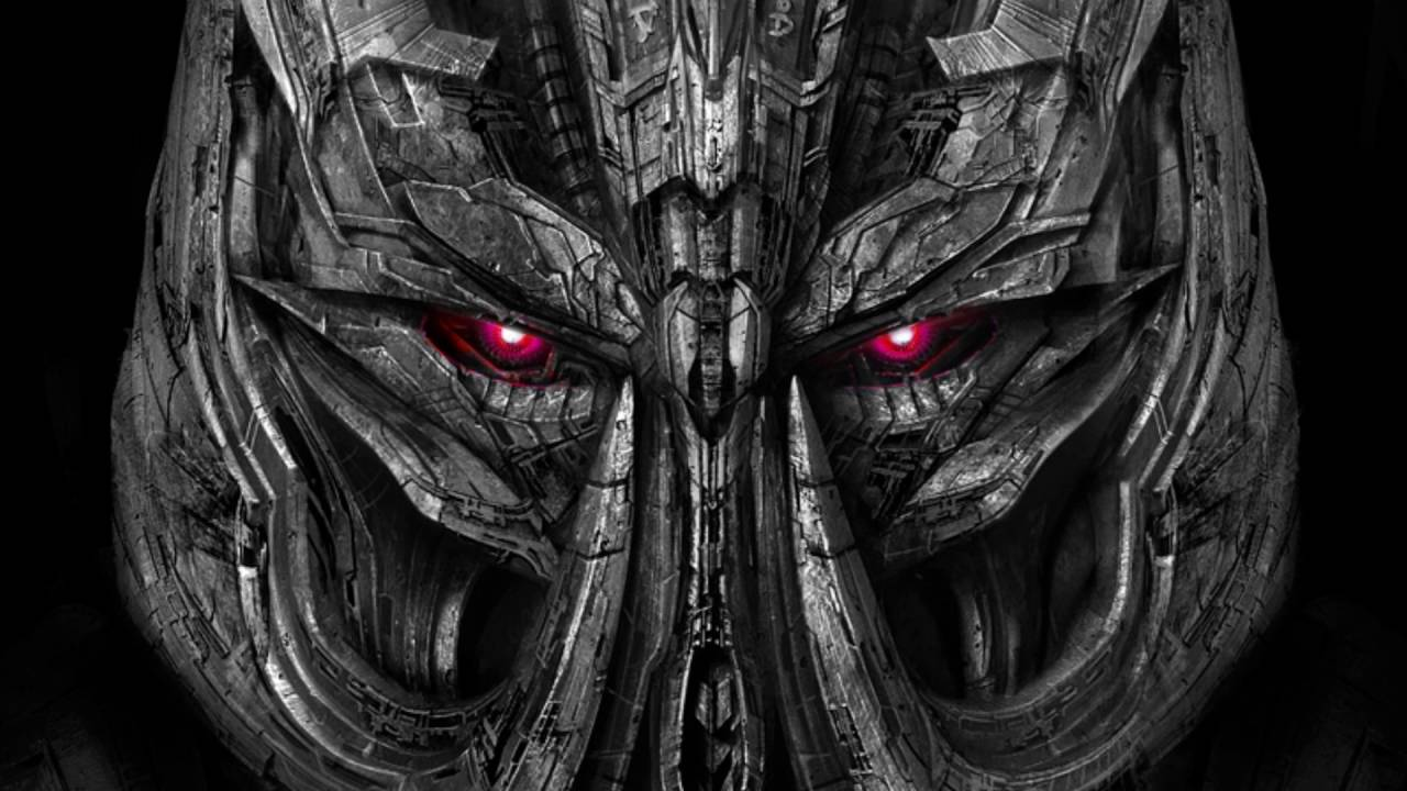 enhanced image of tf5 megatron reveals a hidden message