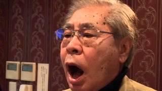 クラウン吟友会会員 泉田嗣洲 白虎隊(徳富蘇峰)