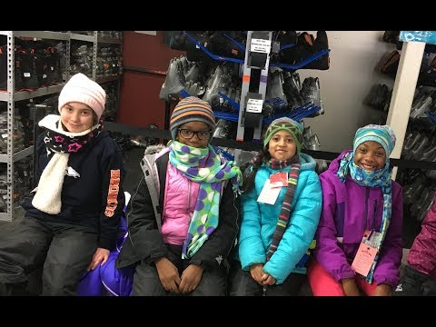Chris Anthony Youth Project ski day 1/26/18