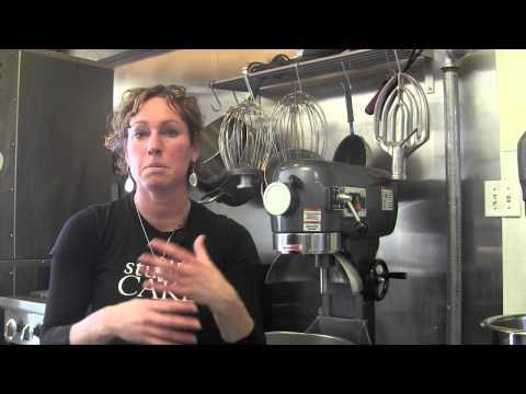 From NASA engineer to cake maker: Menlo Park's Bethann Goldberg