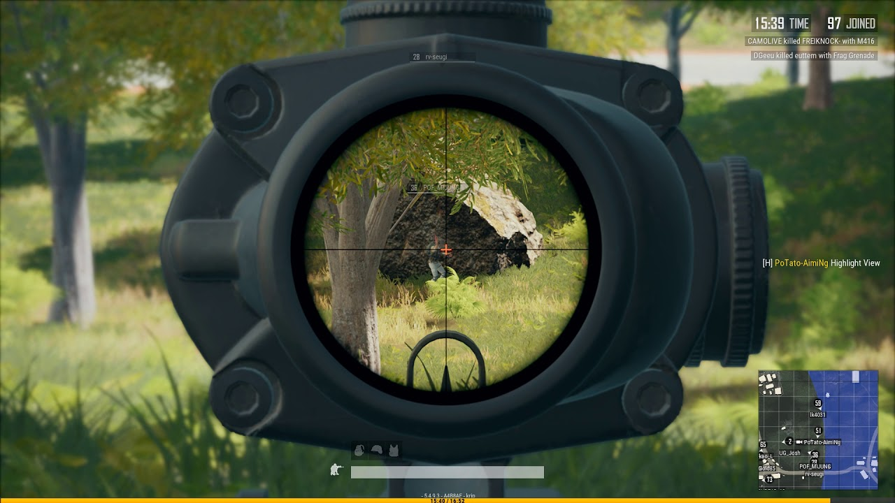 PUBG Stealth Mode Highlights