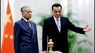 China's Li says willing to push bilateral ties with Malaysia