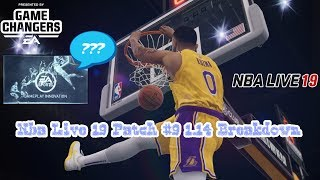 Nba Live 19 Patch # 9 / 1.14 Breakdown And Yays And Nays