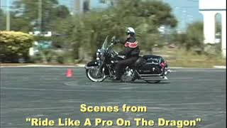 Ride Like A Pro On The Dragon