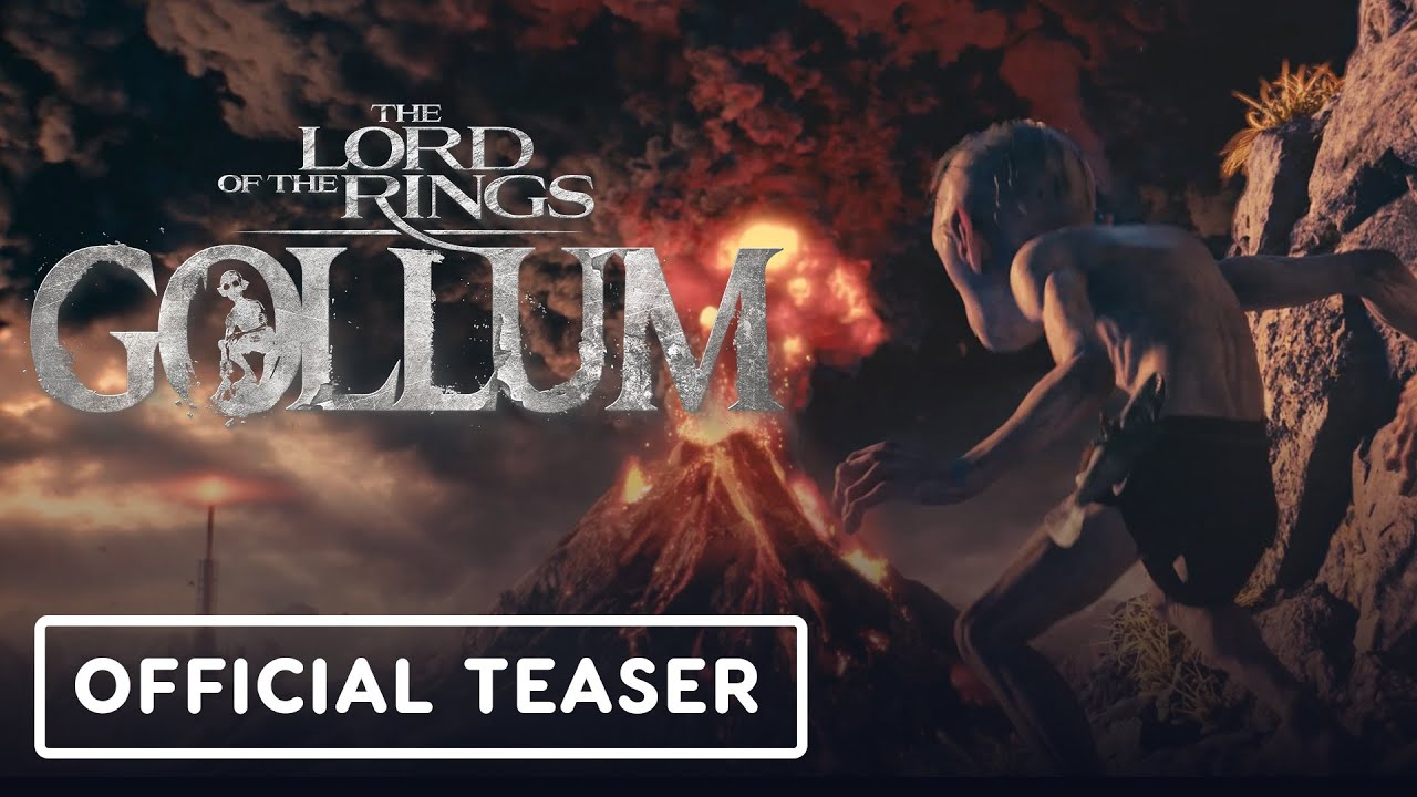 Download The Lord of the Rings: Gollum - Official Teaser Trailer