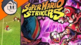 SUPER MARIO STRIKERS! Mario