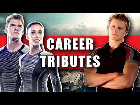 The Life Of 74th/75th Hunger Games Careers (History Of): Cato, Clove, Marvel, Brutus, Etc