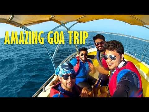 DIP ME IN GOA - TRAVEL LOG GOA INDIA GOPRO TMC MEDICITY TRAVANCORE MEDICAL COLLEGE