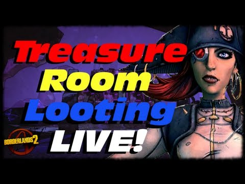 Borderlands  Treasure Room Lvl