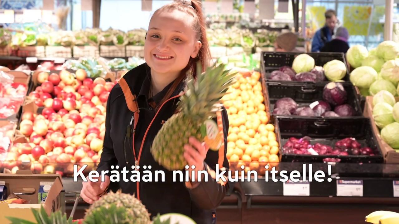 Ksupermarket Pajala