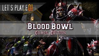 Blood Bowl: Chaos Edition E01 - Singleplayer - Necromantic Team - Let