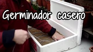 Germinador casero | Huerto | Macetohuerto | picaronablog