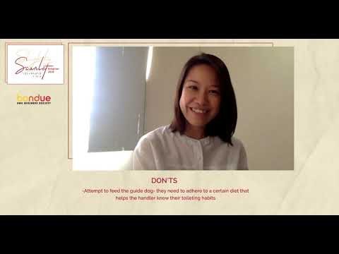 Download Slightly Scarlet 2020: Interview with Christina from GDS