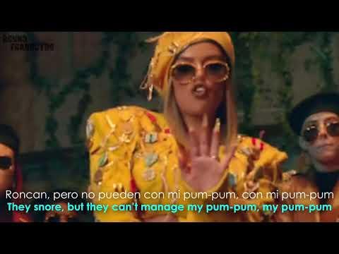 KAROL G – BICHOTA (Lyrics + Español) Video Official