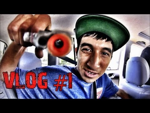 A DAY WITH THE HOMIES - VLOG #1 - CARLOS VEGA,LAMONT HOLT, JOHN GETZ & MORE !!!