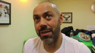 'DAVID HAYE BEATS TONY BELLEW' - SAYS ADAM BOOTH / TALKS RYAN BURNETT WIN IN HULL