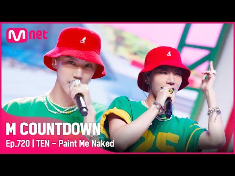 Music Shows: Paint Me Naked