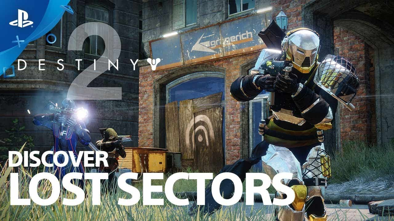Destiny 2 - Explore Lost Sectors