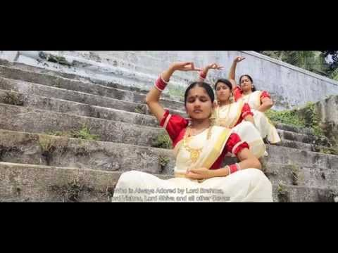 MOTHER GODDESS: A Musical Tribute to Saraswati Devi by Jibu Sivanandan