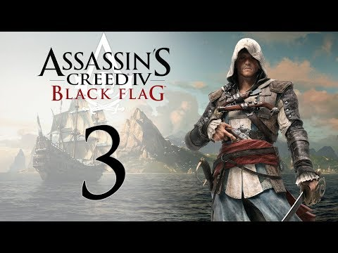 ARRRR!!!! #PÉCÉ | Assassin's Creed IV: Black Flag #3 - 08.28.