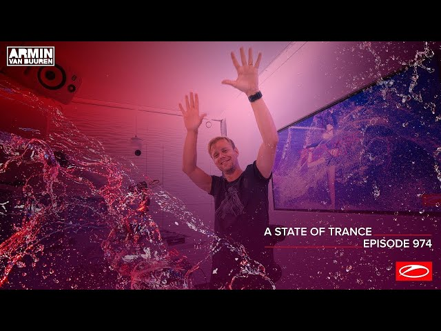 A State Of Trance Episode 974
