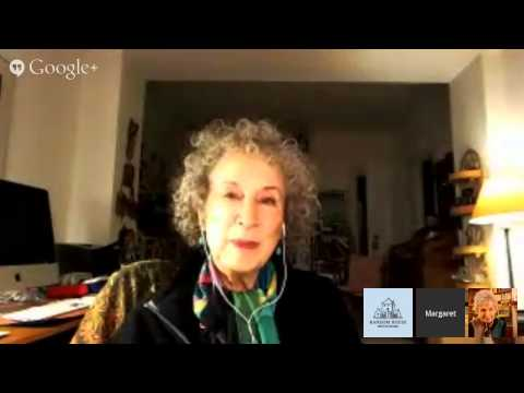 Live Hangout On Air with Alice Munro in Conversation with Margaret Atwood