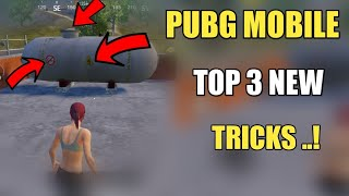 No One Know About This Secret ! Best Secret Top 3 New Secret Tricks In Pubg Mobile