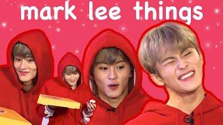 just mark lee things